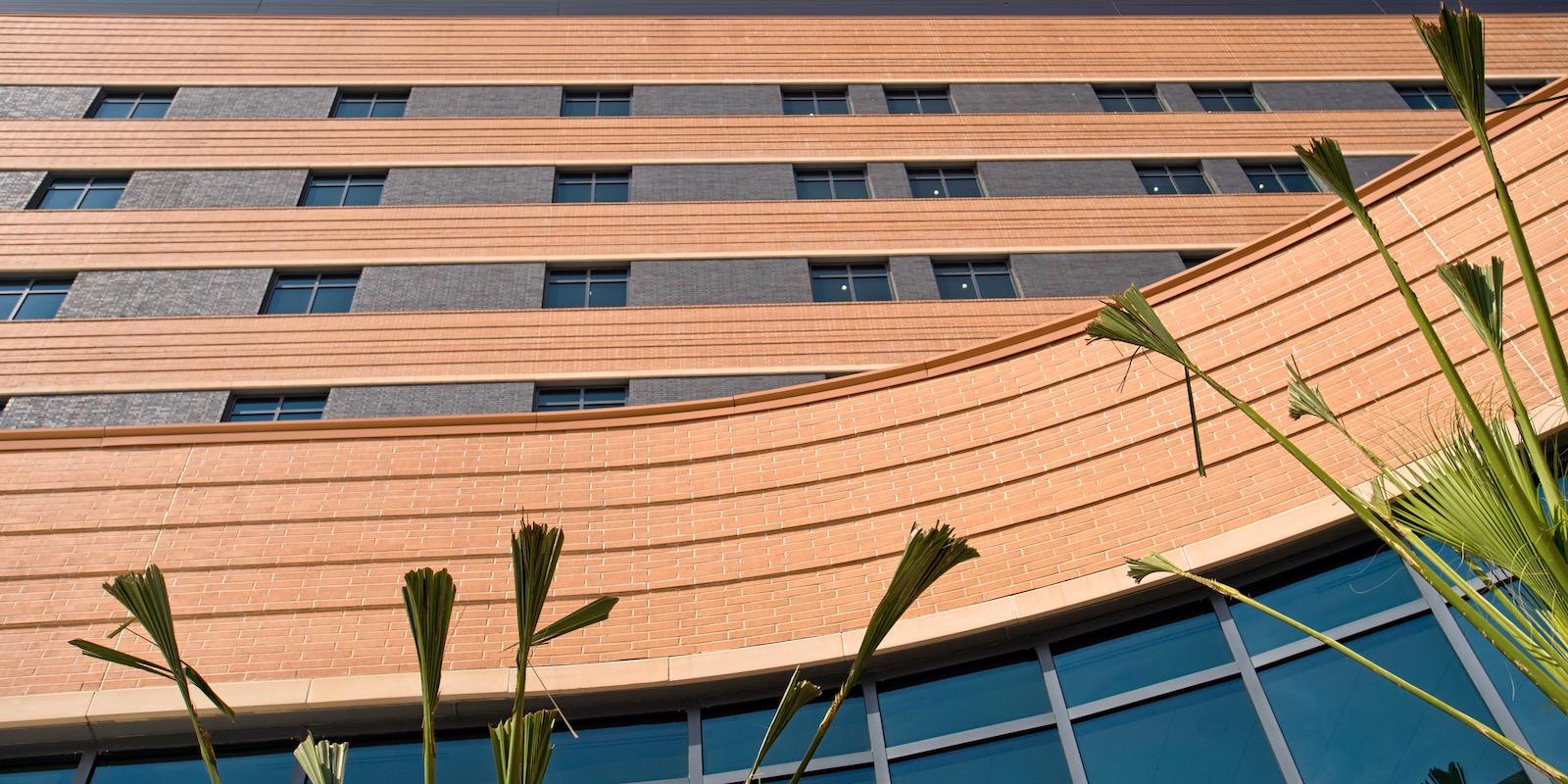 Cast Stone Banding Design Accentuate the Building Exterior