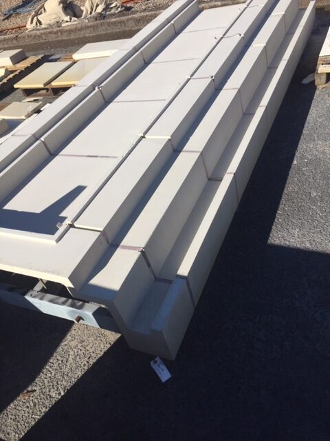 Panel with Build-in Frame Ready for Shipping